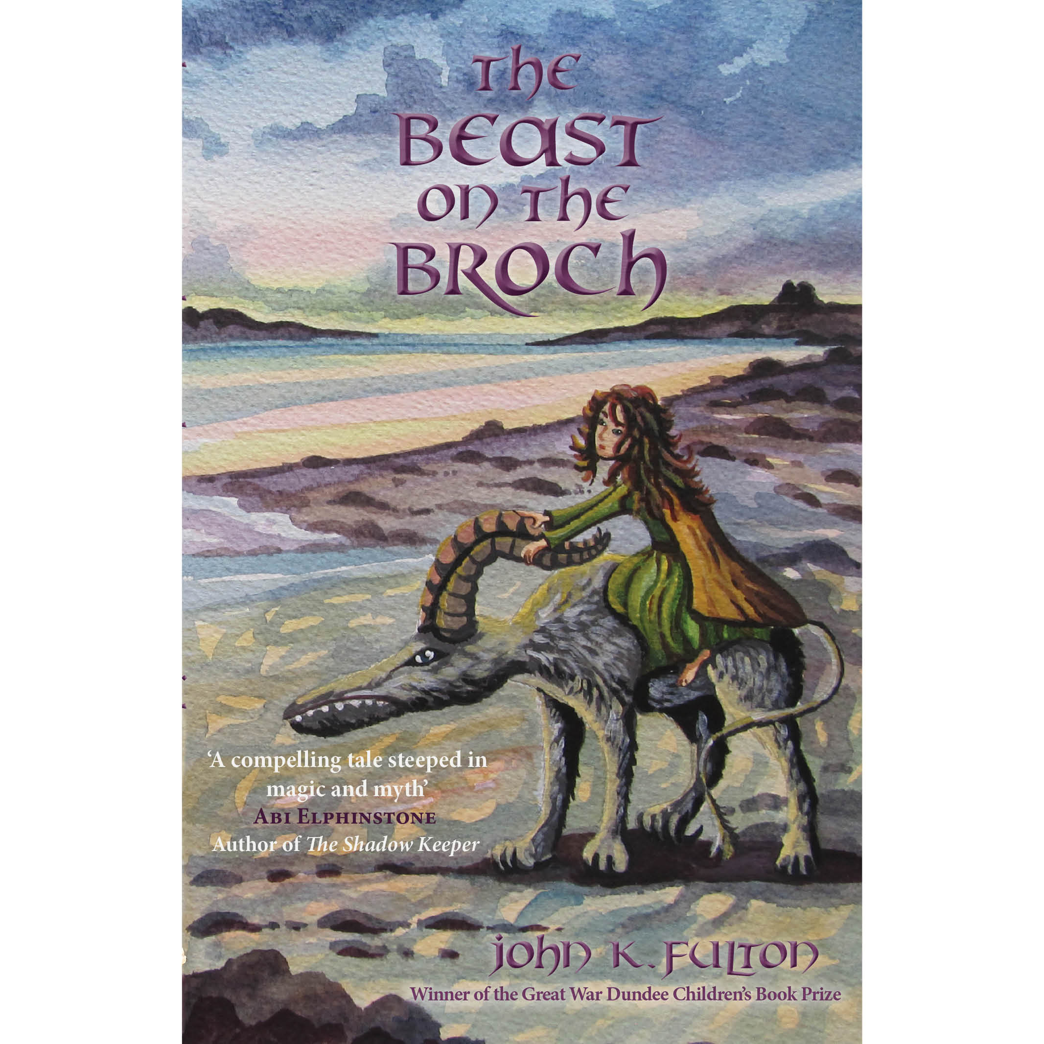 Scotland, 799 AD. Talorca befriends a strange Pictish beast; together, they fight off Viking raiders.