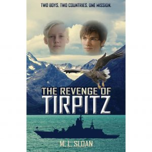 The thrilling WW2 story of a boy's role in the sinking of the warship Tirpitz.
